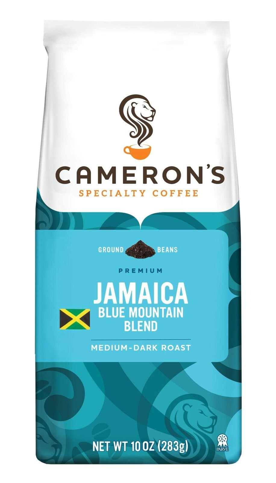 Cameron's Specialty Coffee, Jamaica Blue Mountain Blend, 10 Ounce, Whole Bean, Bag $4.24 Amazon S&S w/ 5 items