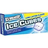 ICE BREAKERS ICE CUBES Chewing Gum, Peppermint, Sugar Free, 10 Piece Boxes (Pack of 8) $7.39 Amazon S&S 5 items. Less than 5 $8.25.