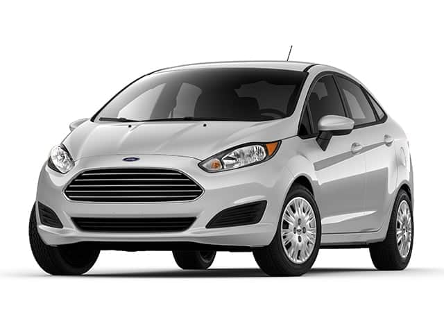 NEW 2017 Ford Fiesta WHITE $7980 plus tax and title
