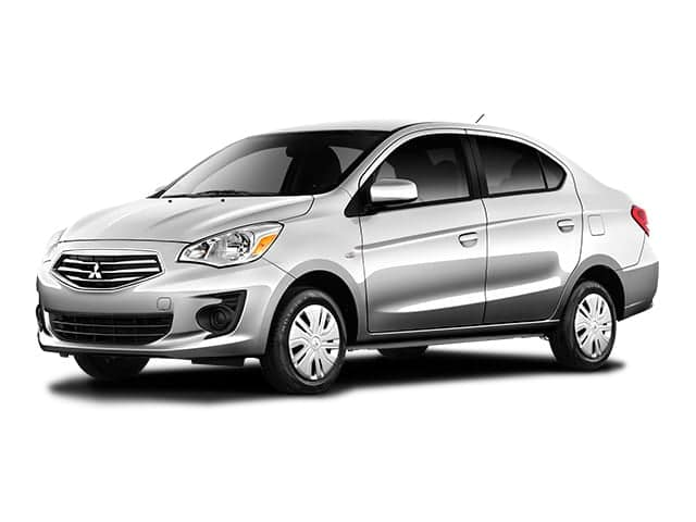 New 2017 Mitsubishi Mirage $6790!  There is also $500 gift card to target