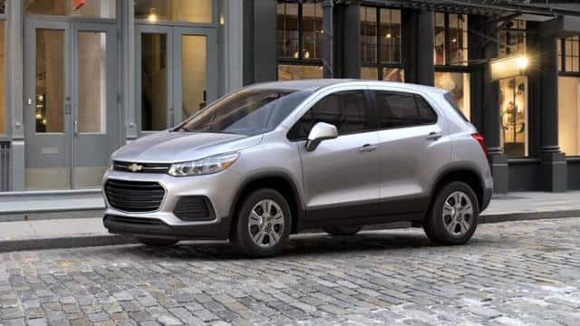 NEW Chevrolet Trax 2017 $12,408 (base price) plus tax and title plus fee's
