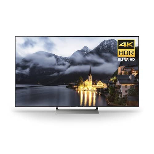 Sony XBR75X900E 75-Inch 4K Ultra HD Smart LED TV (2017 Model) for $2498 + Free Shipping
