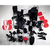 Amazon Deal: Go Pro Accessory Kit Ultimate Combo Kit 33 accessories $35.70 (Free Shipping)