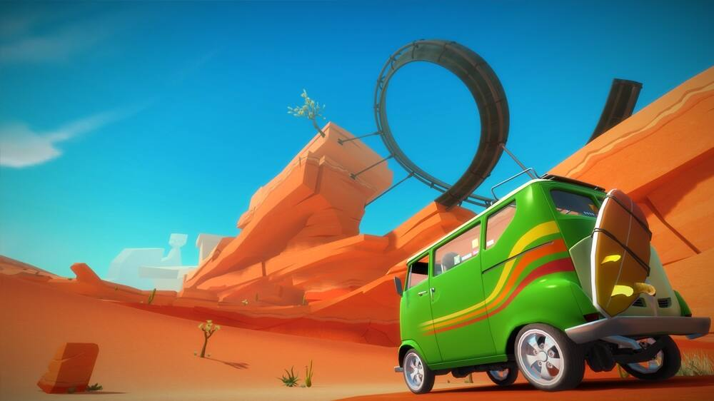 FREE Joy Ride Turbo game for Xbox 360/Xbox One by doing a few steps. No purchase required.