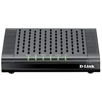 D-Link DOCSIS 3.0 Cable Modem (DCM-301)  - $32 @ Amazon