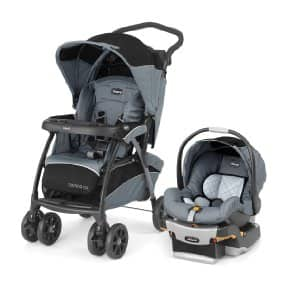 Chicco Cortina CX Travel System (Stroller + Car Seat) $240 @ Amazon or Babies R Us