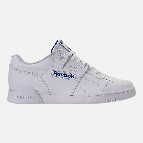 898743af50c98 Men s Reebok Classics Workout Plus Casual Shoes  29.98 - Slickdeals.net