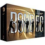 Bond 50: James Bond 22 Film Blu-Ray Collection - $80