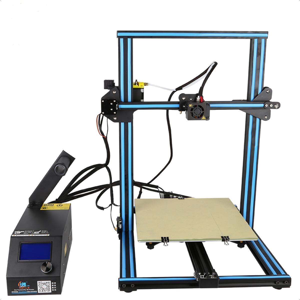 Creality3D CR - 10S 3D Desktop DIY Printer GROUP BUY ($539.99-197.70=$342.29)