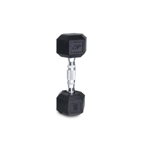 Cap Coated Hex Dumbbell Weights - 10lbs single - $8.96