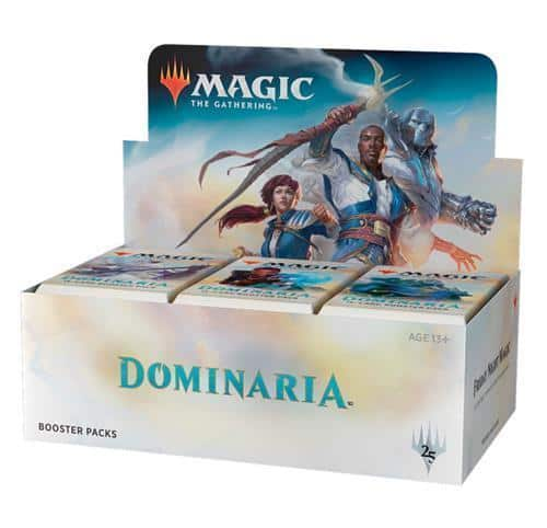 EBAY: MTG - Magic the Gathering Dominaria Booster Box Presale $69.6