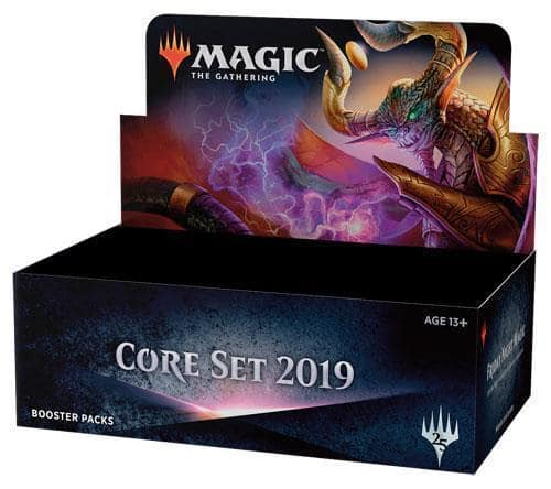(DEAD) Ebay Promo Code - MTG - Magic The Gathering Core 2019 Booster Box Preorder - $67.96
