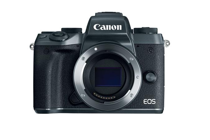 Canon EOS M5 Body Refurbished $748.99