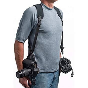 BlackRapid Breathe Double Camera Harness - Regular and Slim - $114.71