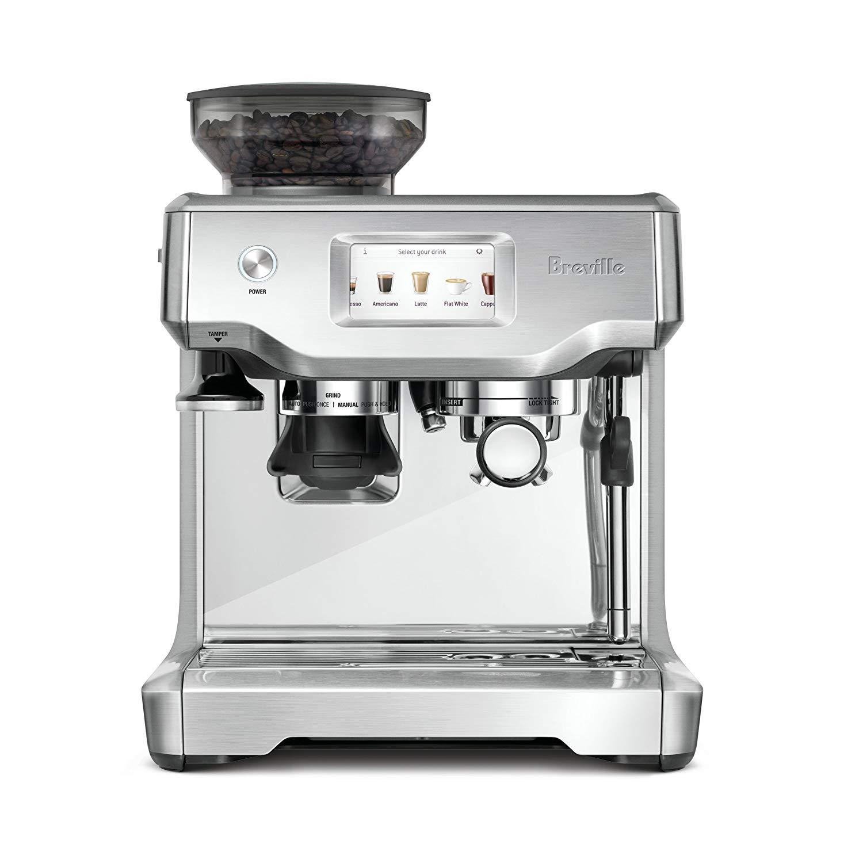 Breville BES880BSS Barista Touch Espresso Maker $799.95