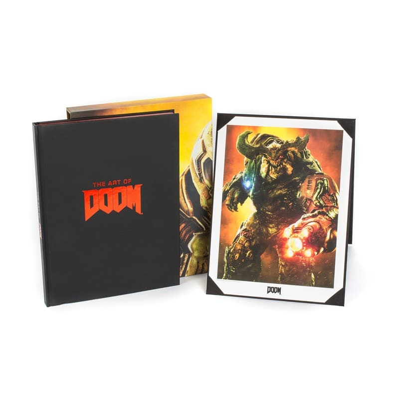 The Art of Doom Limited Edition: Only 1500 Available $26.99
