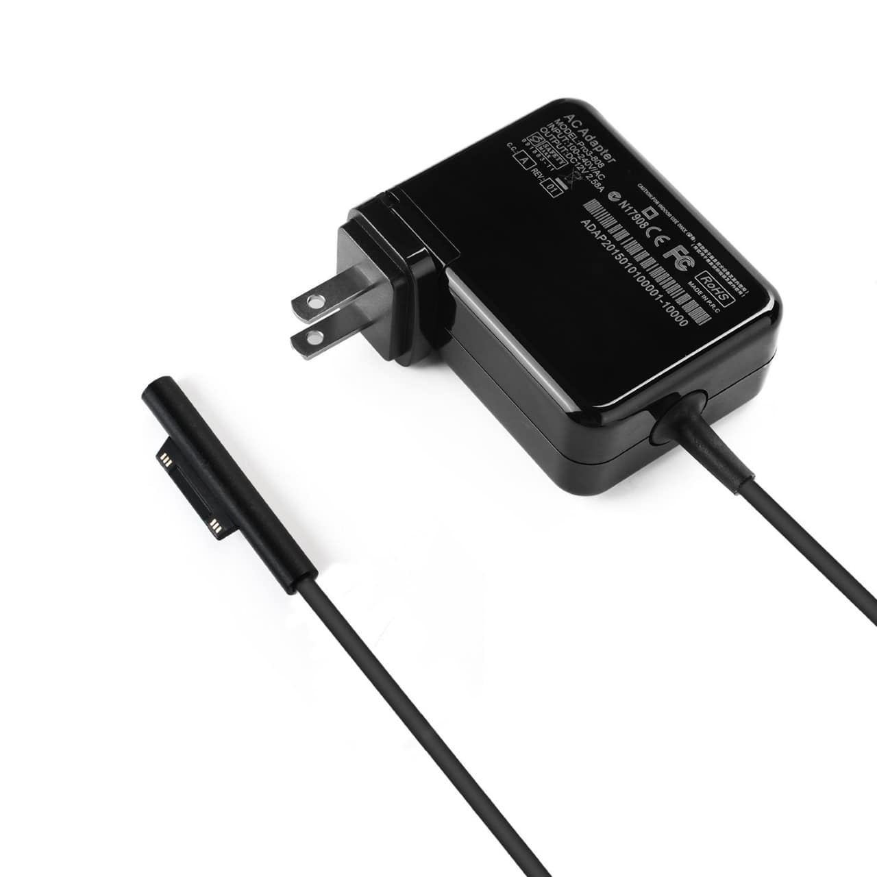 Surface Power Supply Adapter (36W/12V/2.58A) w/ 5ft Power Cord $12.91 FS w/Prime