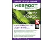 Newegg Deal: Webroot Internet Security Complete 2015 (Digital Download) - $14.99 with promo code @ Newegg
