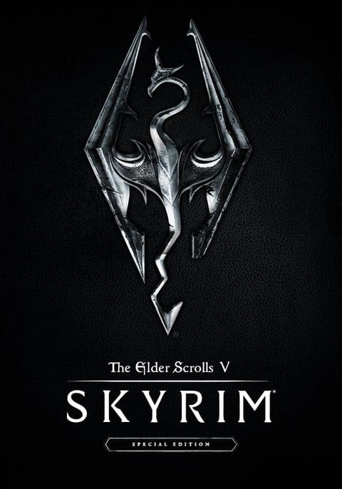 The Elder Scrolls V: Skyrim Special Edition (Steam Code) $10