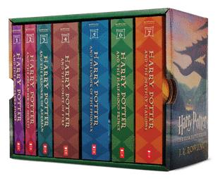 Harry Potter Paperback Boxed Set $40.50 at Scholastic.com