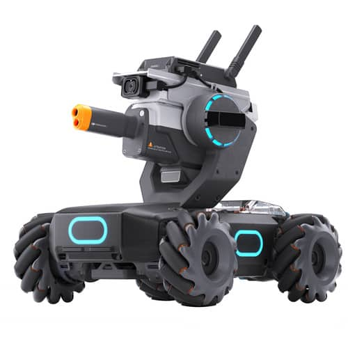 DJI RoboMaster S1 Robot tank, Pre-order at B&H for $499