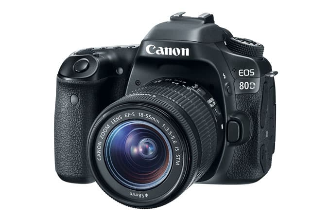 Canon 80D REFURBISHED 18-55mm on Sale & In stock @ 729$ $729