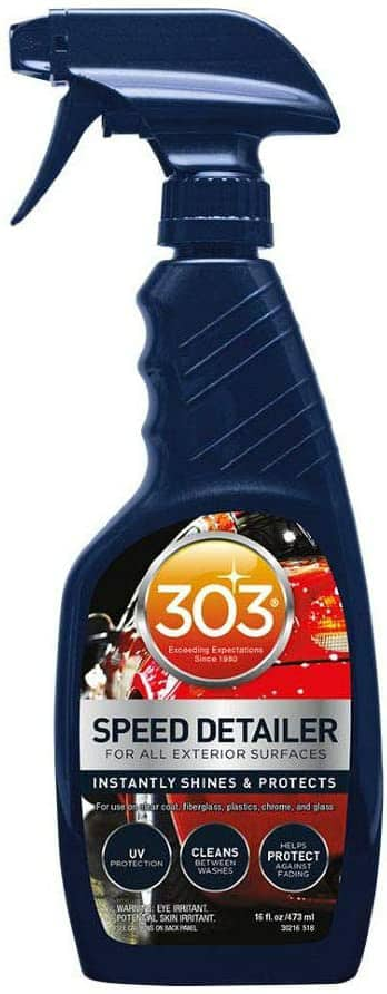 Amazon.com: 303 (30216) Products Automotive Speed Detailer - 16 fl oz: Automotive $3.95