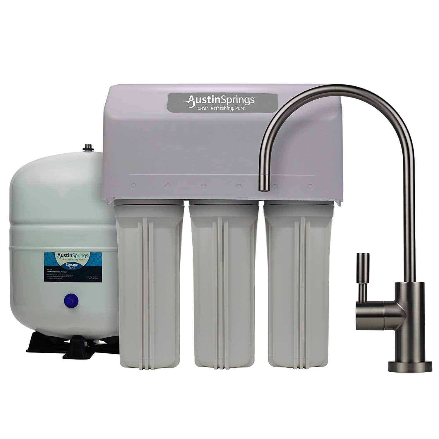 Reverse Osmosis Complete System for Under $100