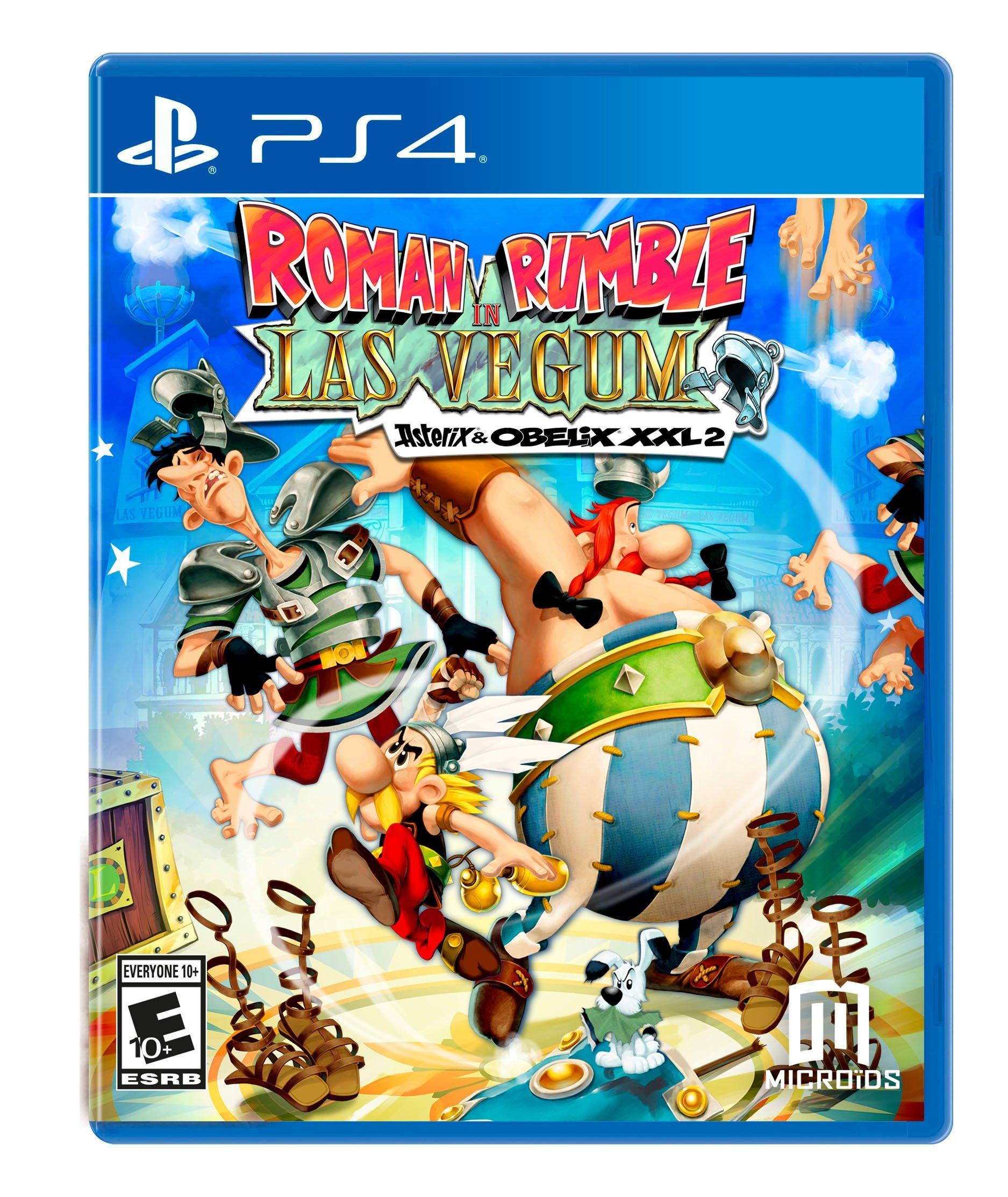 Roman Rumble in Las Vegum: Asterix and Obelix XXL 2 (PS4/Xbox One) $8 at GameStop