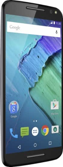 Motorola Moto X Pure 32gb for $249.99 at Best Buy.
