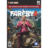 Green Man Gaming Deal: Far Cry 4 PC $45.00 or 25% off any game @ Green Man Gaming