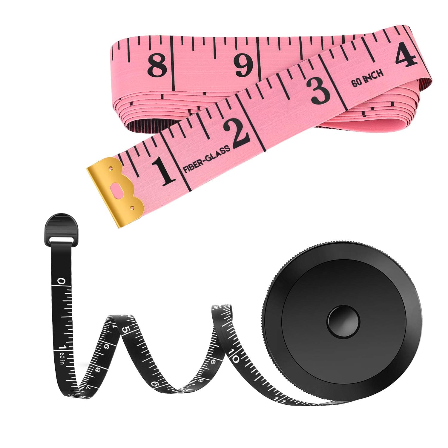 2 Pack Tape Measure $2.95 at Amazon