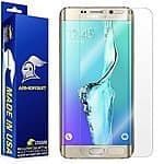 Armorsuit MilitaryShield - Samsung Galaxy S6 Edge+ Screen Protectors only $0.45 shipped via Amazon.com $7 Off