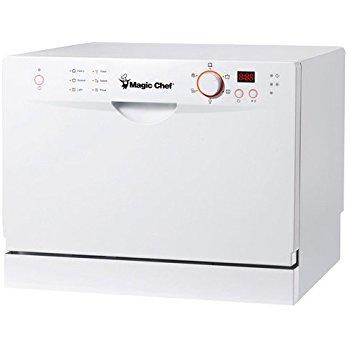SPT SD-2213W Countertop Dishwasher, White - $170 on Amazon - FSSS