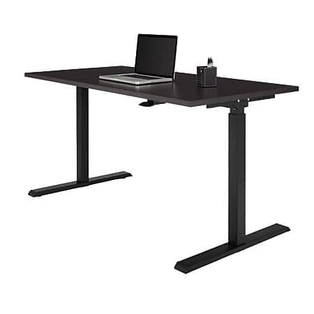 Realspace® Magellan Steel/Wood Stand Up Height-Adjustable Desk $229 AC AR + tax @ OfficeDepot