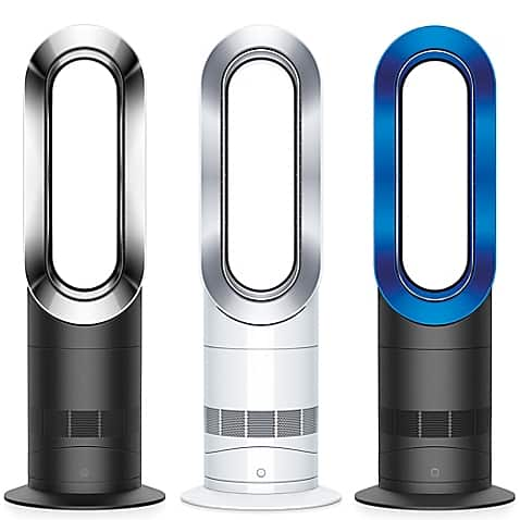 dyson air multiplier am09 hot cool jet focus fan. Black Bedroom Furniture Sets. Home Design Ideas