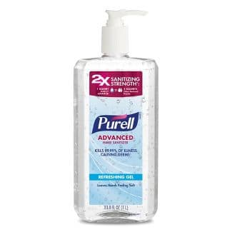 Purell 33oz Pump - $5.49 @ Target (ships w/ $25+ orders, or FREE shipping w/ $35+ orders)