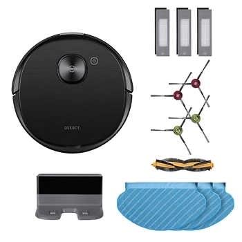 Costco ECOVACS DEEBOT T8 AIVI Robot Vacuum & Mop Bundle with Smart Object Recognition 599 - $599.99