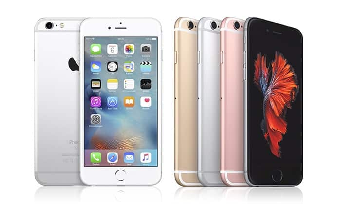 iphone 6 plus deals groupon apple iphone 6s 6s plus gsm unlocked refurbished 15028