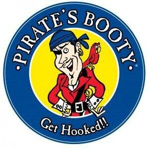 Pirate's Booty Aged White Cheddar, 0.5 Ounce (Pack of 60) - Amazon S&S - free shipping - $11.97 or $9.73 (5+ S&S)