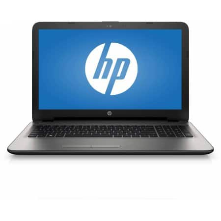 "YMMV HP Turbo Silver 15.6"" 15-ac143wm Laptop Intel Core i5 - $199 at Walmart B&M"