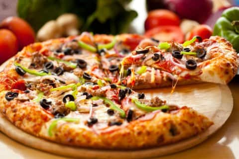 Pizza Hut 10-Topping Large Pizza - $7.99