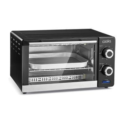 Cooks 4 Slice Toaster Oven $3.99