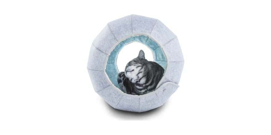 Woot: K1 Pet Design D. Ball Round Cat Bed  Free Shipping w/ Amazon Prime $26.99