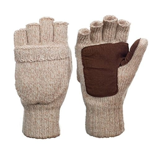 Metog Suede Thinsulate Thermal Insulation Mittens ,Gloves $6.80 AC + FS w/Amazon Prime