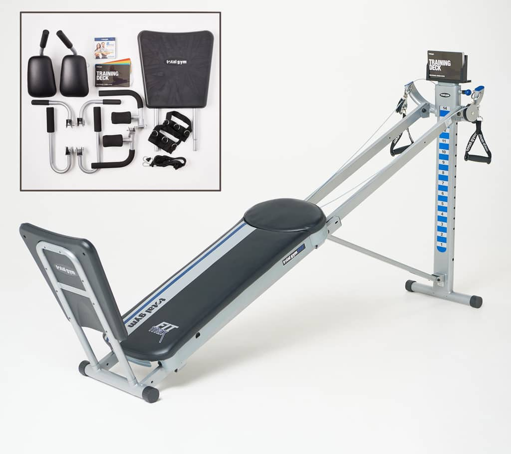 Total Gym FIT MAX $800 + tax - $799.99