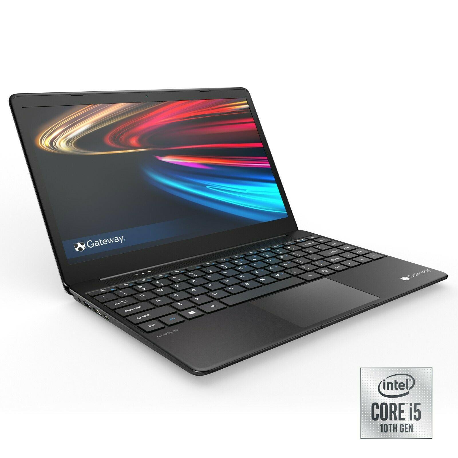 14.1-inch Gateway Ultra Slim Laptop, FHD, 10th Gen i5, 16GB RAM, 256GB SSD (Grade A Refurb) $350.10 + FS