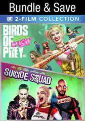 Birds of Prey & Suicide Squad UHD Digital Bundle $15 at VUDU