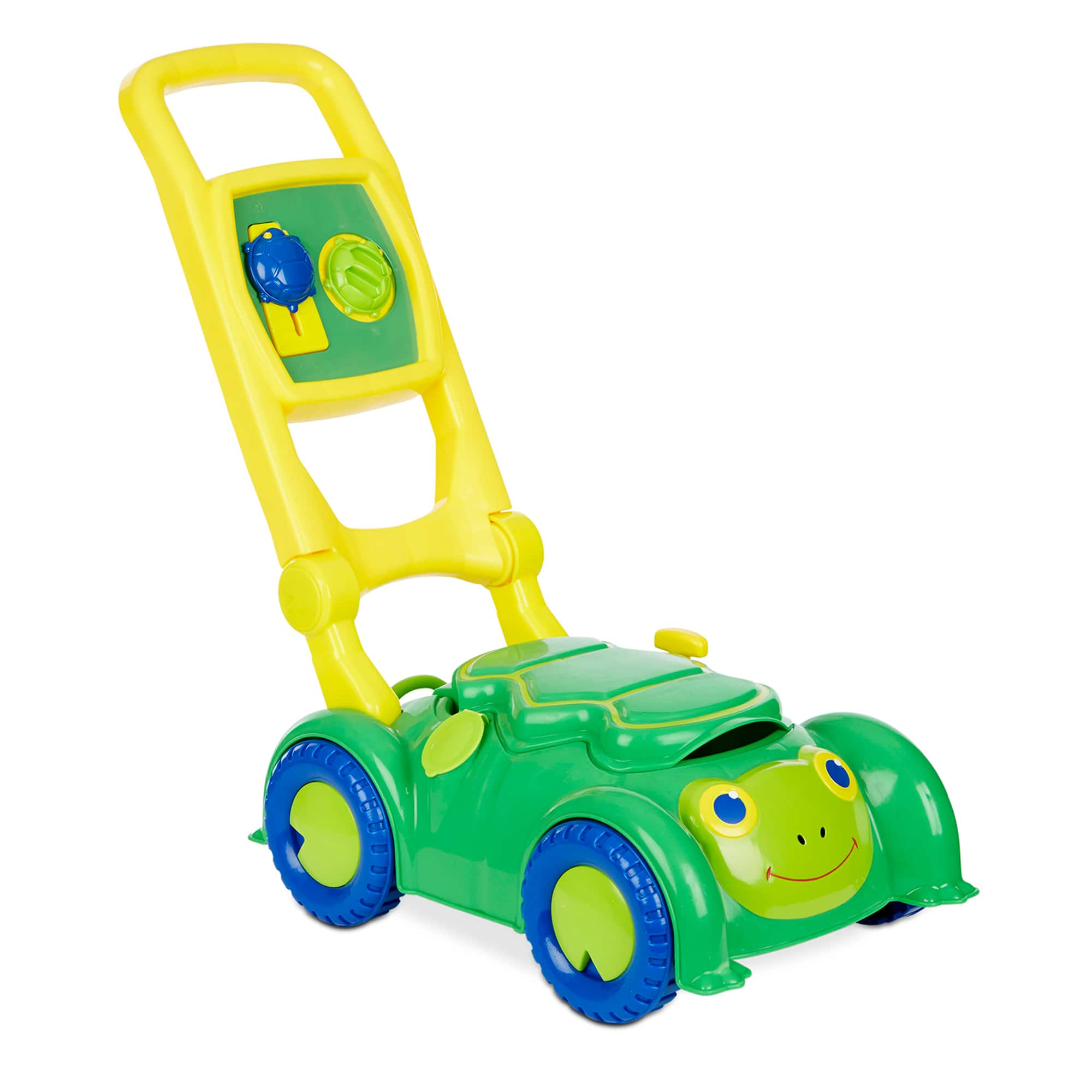 Melissa & Doug Sunny Patch Snappy Turtle Mower $12.88. F/S for Walmart+ Members (Pickup not available)
