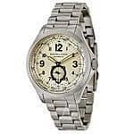 Hamilton Khaki Aviation QNE Men's Swiss Mechanical Automatic Watch (H76655123) $458 + Free shipping